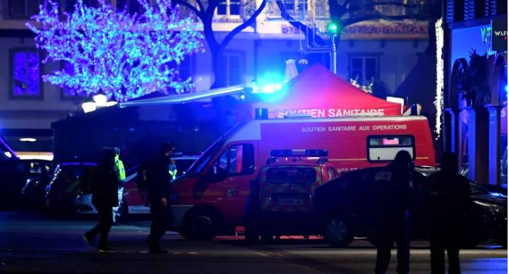 تحديد هوية منفذ هجوم #ستراسبورغ في فرنسا