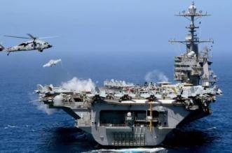 حاملة طائرات نووية أمريكية في طريقها إلى الخليج العربي - المواطن