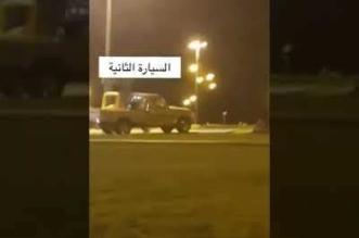 فيديو.. شخصان يعبثان بسيارتهما داخل حديقة الأمير محمد بن ناصر ببلغازي - المواطن
