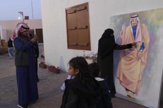 حضور مميز لقرية منطقة تبوك التراثية في الجنادرية 33 بـ 24 حرفة 1
