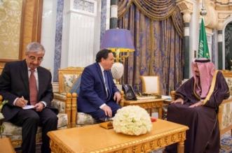 الملك سلمان يتسلم رسالة من السبسي - المواطن