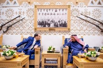 الملك سلمان يستقبل رئيس الحكومة التونسية ويقيم مأدبة غداء تكريماً له - المواطن