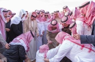 لقطات مؤثرة في تشييع ودفن الأمير طلال بن عبدالعزيز في مقبرة العود - المواطن