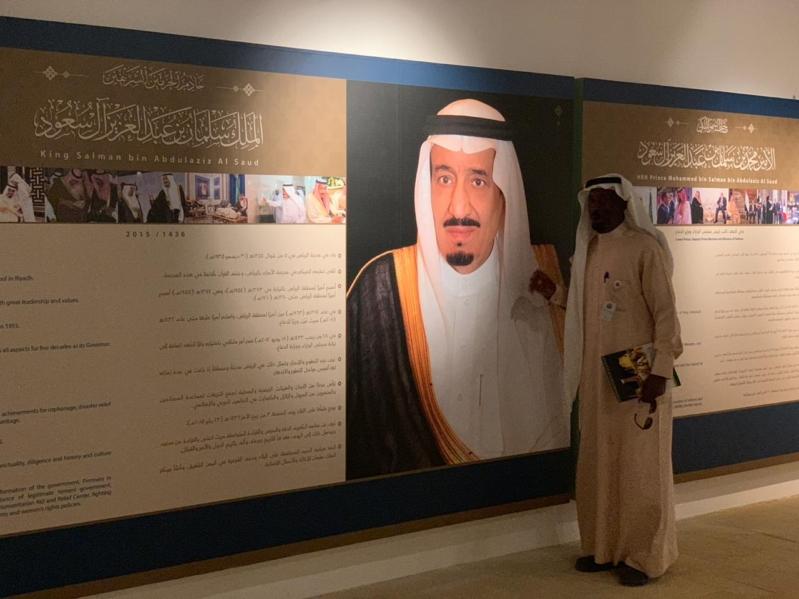 صور.. دارة الملك عبدالعزيز تثري المعرفة وتوثق التراث في مشاركتها بالجنادرية