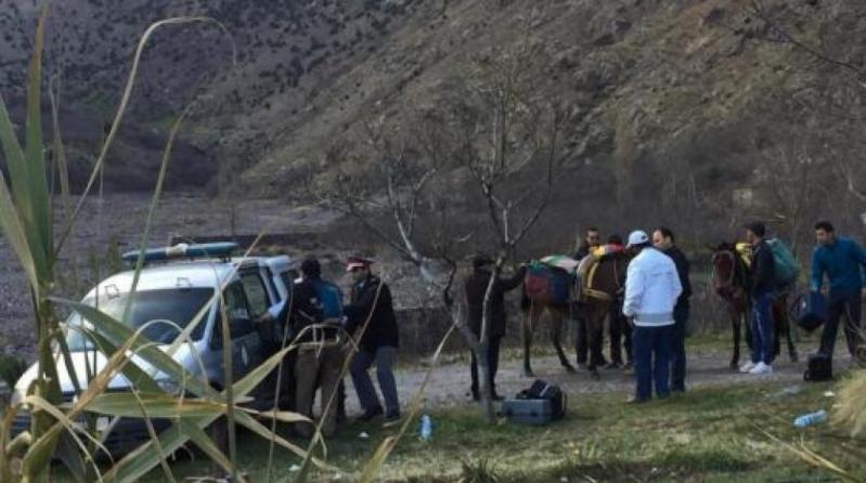 تطورات جريمة قتل السائحتين النرويجية والدنماركية في المغرب