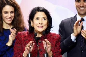 القيادة تهنئ رئيسة جورجيا بفوزها في الانتخابات - المواطن