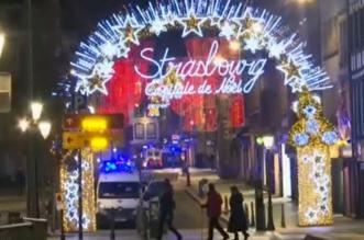 أول فيديو لحادث إطلاق النار في ستراسبورغ - المواطن