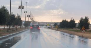 الطقس : أمطار رعدية مصحوبة برياح نشطة على 6 مناطق