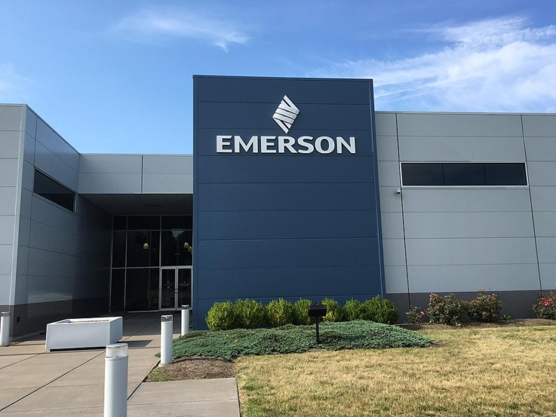 وظائف فنية وهندسية وإدارية شاغرة في شركة إميرسون