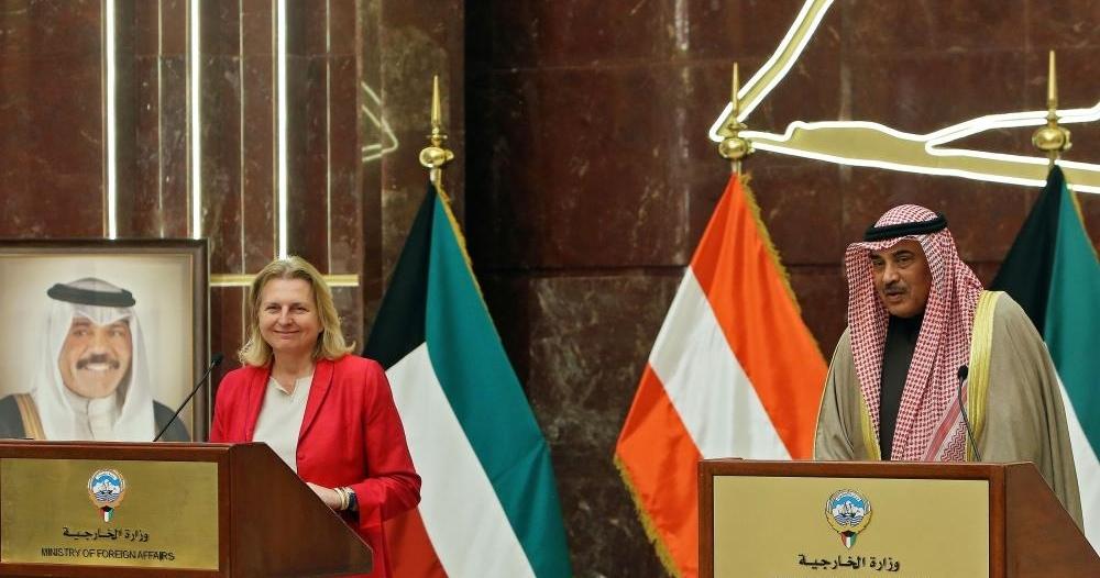 #الكويت: مستعدون لاستضافة التوقيع على اتفاق السلام باليمن