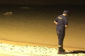 صور.. انتشال جثة طفل غرق بمستنقع مياه بـ #القصيم - المواطن
