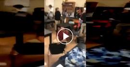 فيديو صادم.. طلاب يعتدون على معلمهم داخل الفصل - المواطن