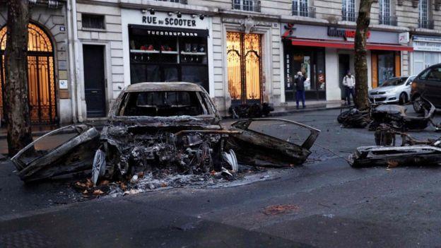 انتهاء اجتماع خلية الأزمة الفرنسية بدون نتائج