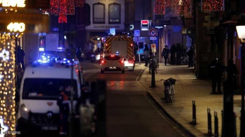 إطلاق نار وإغلاق البرلمان الأوروبي.. حدث أمني خطير في #ستراسبورغ