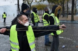 #السترات_الصفراء تصل بروكسل - المواطن