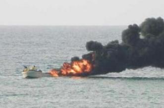 #التحالف يكشف تفاصيل استهداف قاربين مفخخين للحوثي قبالة #الحديدة - المواطن