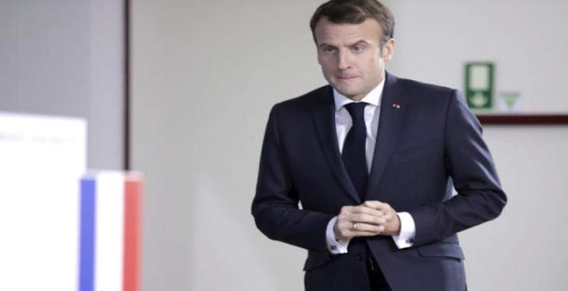 الرئيس الفرنسي يتوعد محتجي السترات الصفراء - المواطن