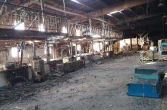صور صادمة.. مدفعية الحوثي تدمر أهم المصانع الوطنية في اليمن - المواطن