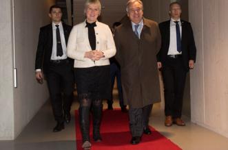 غوتيريش : مشاورات السويد نجحت في إنقاذ الحديدة .. وجولة جديدة في يناير - المواطن