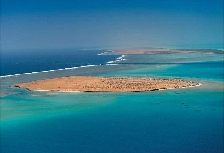 #مشروع_البحر_الأحمر .. وجهة عالمية في قطاع السياحة الفاخرة