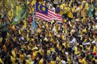 السفارة في ماليزيا تحذر من ارتداء ملابس المتظاهرين أو الاختلاط بهم - المواطن