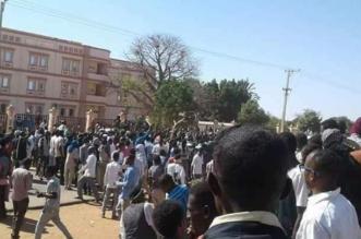 مظاهرات السودان 1