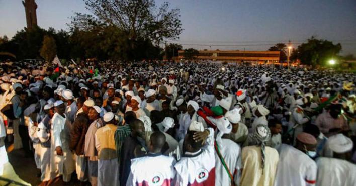 الكويت تبدي استعدادها لدعم السودان لمواجهة الاحتجاجات