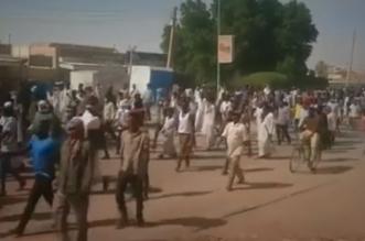 فيديو.. ارتفاع ضحايا مظاهرات السودان لـ 8 قتلى في عطبرة و القضارف - المواطن