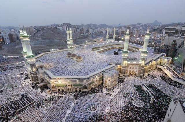 شؤون المسجد الحرام تجهز أماكن مخصصة لصلاة ذوي الاحتياجات الخاصة
