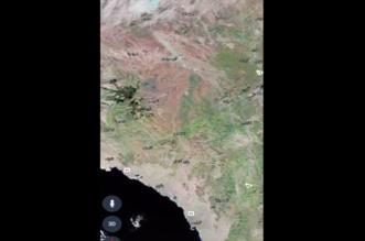 فيديو #ناسا .. غطاء نباتي يكسو جبال وأودية المدينة المنورة - المواطن