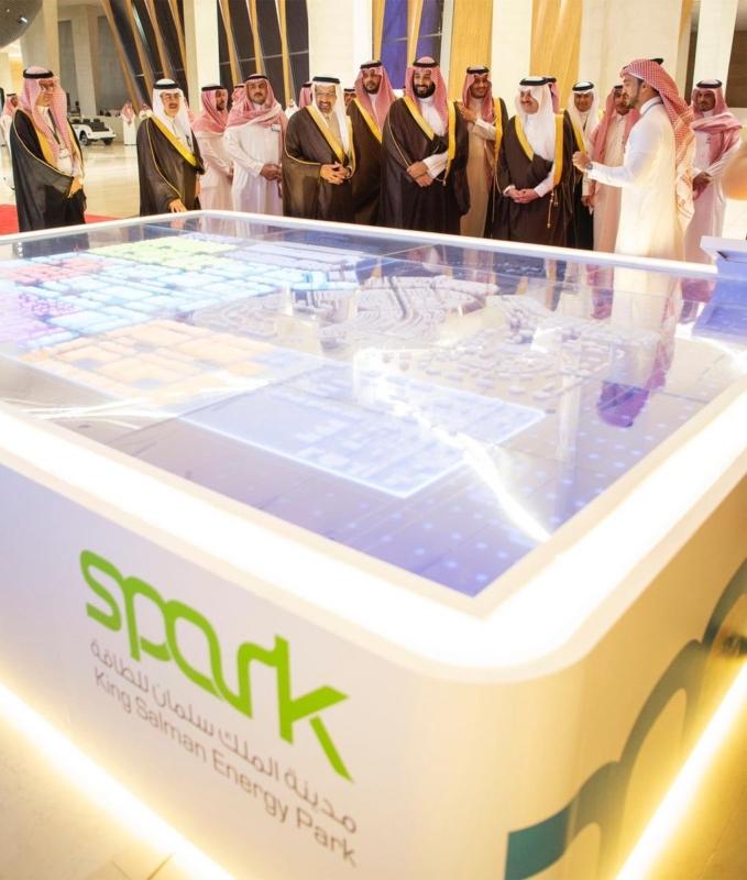 إشادة عالمية بمدينة الملك سلمان للطاقة: انطلاقة اقتصادية جديدة
