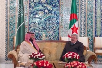 سفير المملكة لدى الجزائر: زيارة ولي العهد تؤكد حرص المملكة على تعزيز العلاقات الثنائية - المواطن