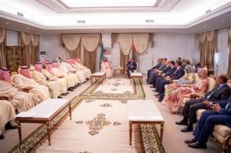 جولة مباحثات ثنائية بين ولي العهد ورئيس موريتانيا تعيد رسم العلاقات بين الدولتين - المواطن