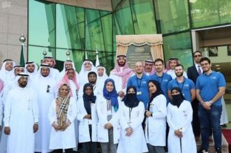صور.. نائب أمير #مكة يتابع أوضاع أبناء شهداء الواجب في #جامعة_المؤسس - المواطن