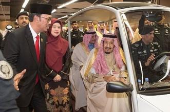 السفير الإندونيسي: الجنادرية أحد مظاهر الحوار بين الحضارات وتمازج الثقافات - المواطن