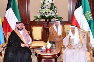 خادم الحرمين يبعث رسالة شفوية لأمير الكويت - المواطن