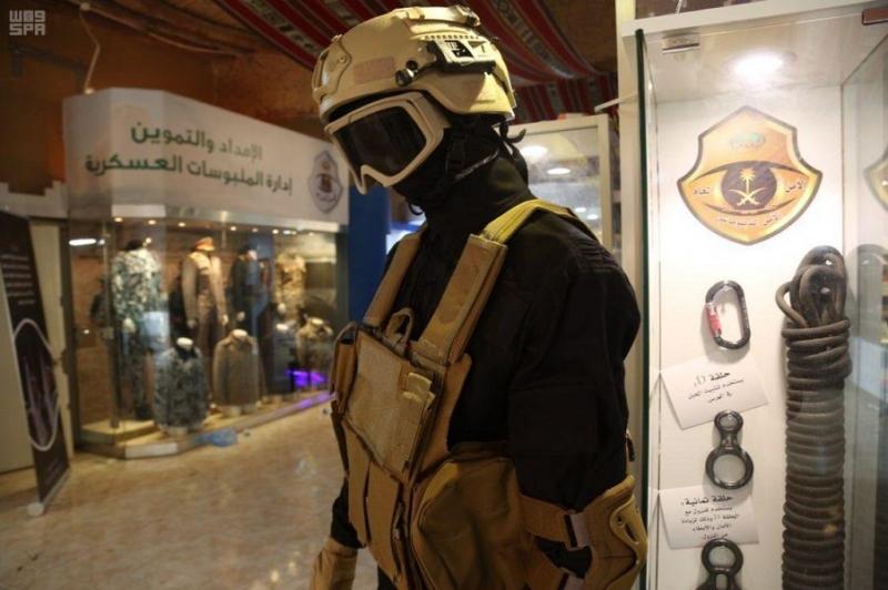 وزارة الداخلية تنهي استعداداتها للمشاركة بمهرجان #الجنادرية_33 - المواطن