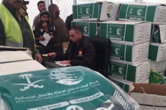 إغاثي الملك سلمان يؤمن الاحتياجات الشتوية لأطفال اللاجئين السوريين بالأردن - المواطن