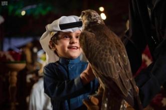 صور.. معرض الصقور والصيد السعودي يستقبل 170 ألف زائر في 5 أيام - المواطن