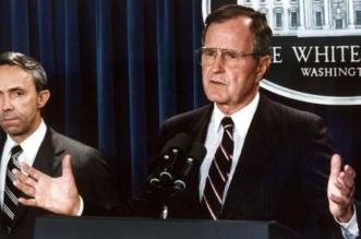 جورج بوش الأب.. رحيل بطل الحرب العالمية الثانية - المواطن