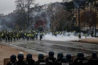 القبضة الحديدية لمواجهة احتجاجات السترات الصفراء بفرنسا - المواطن