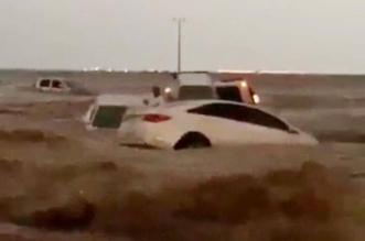 صور.. العثور على 4 جثث جرفتهم السيول في ينبع - المواطن