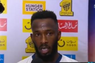 فهد المولد: الاتحاد لن يهبط - المواطن
