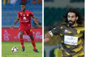 غرامة 20 ألف ريال وإيقاف مباراة لـ عبدالغني أحد وبلال القادسية - المواطن