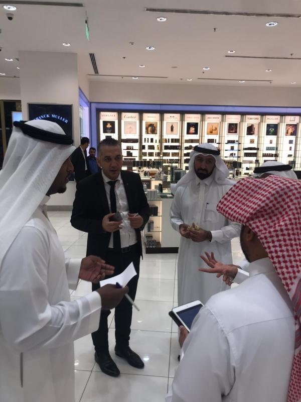 عمل #الرياض يزور 2180 منشأة وينذر 110 - المواطن