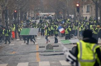 بعد موجة احتجاجات.. قرار فرنسي مرتقب بتعليق زيادة الضرائب على الوقود - المواطن