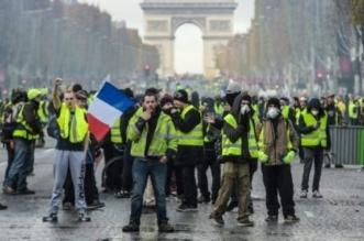 فرنسا تدرس فرض حالة الطوارئ لمواجهة السترات الصفراء - المواطن