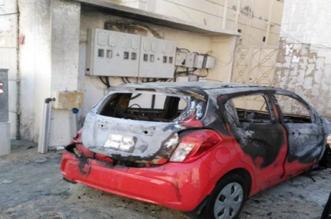 فيديو.. تفاصيل جديدة بحادثة احتراق سيارة مواطنة في #جدة - المواطن