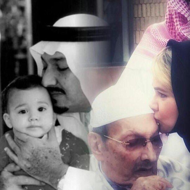 السعوديون عبر تويتر : #اللهم_اشفي_الامير_طلال