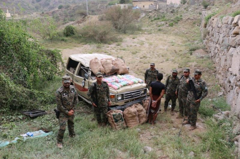 صور.. ضبط 5132 مخالفاً لنظام أمن الحدود و614 متهماً بتهريب المخدرات - المواطن